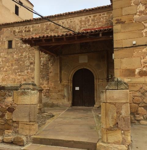 La parroquia de Santiago Apóstol afronta una nueva obra en la cubierta
