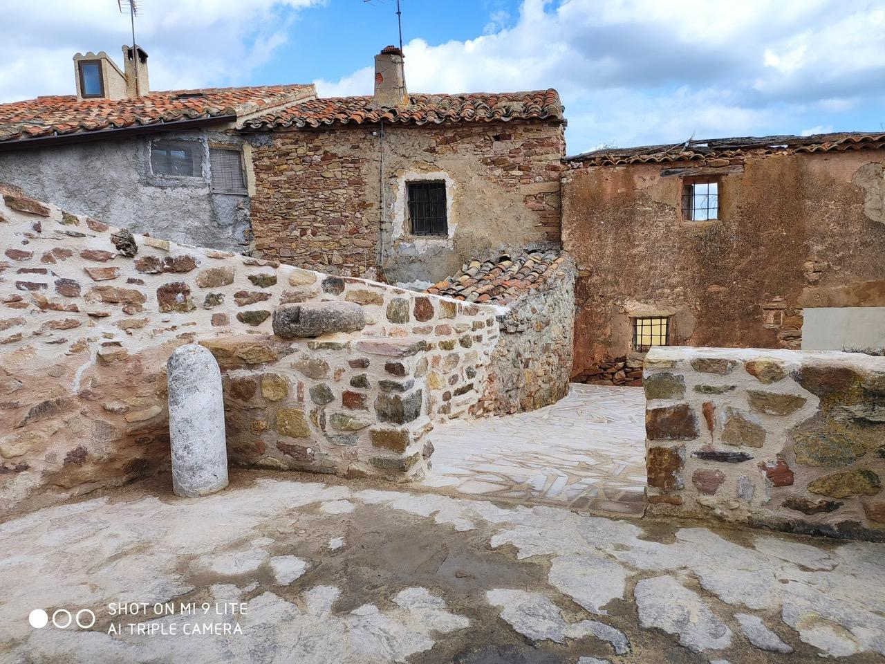 El Ayuntamiento amplia el patio de entrada al Torreón de los Ponce