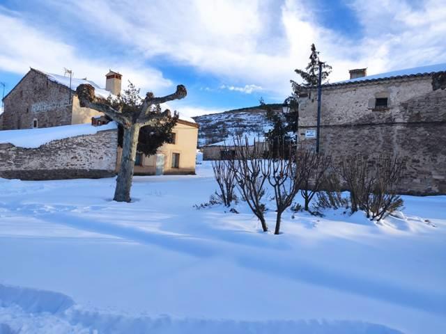 Cubillejo también es hermoso con nieve