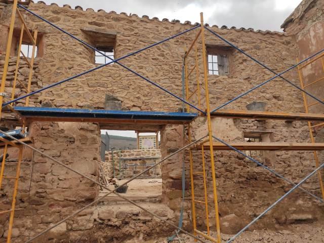 El Ayuntamiento crea un nuevo acceso al Museo del Torreón de los Ponce